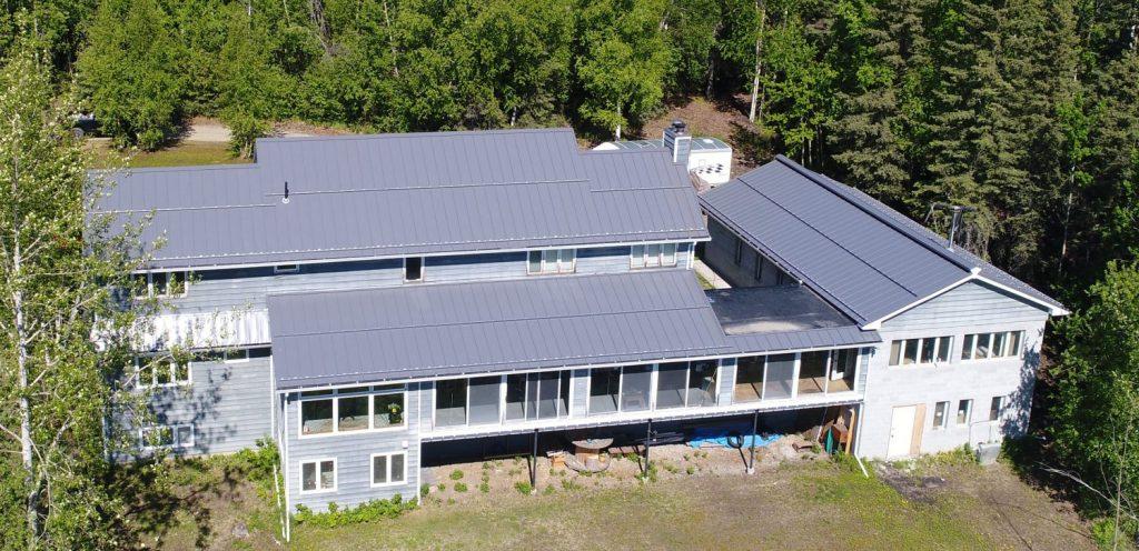 Metal Roof Fairbanks Alaska