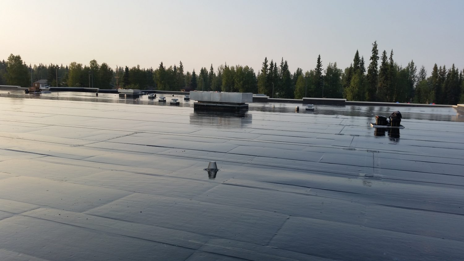 Our Projects Interior Alaska Roofing