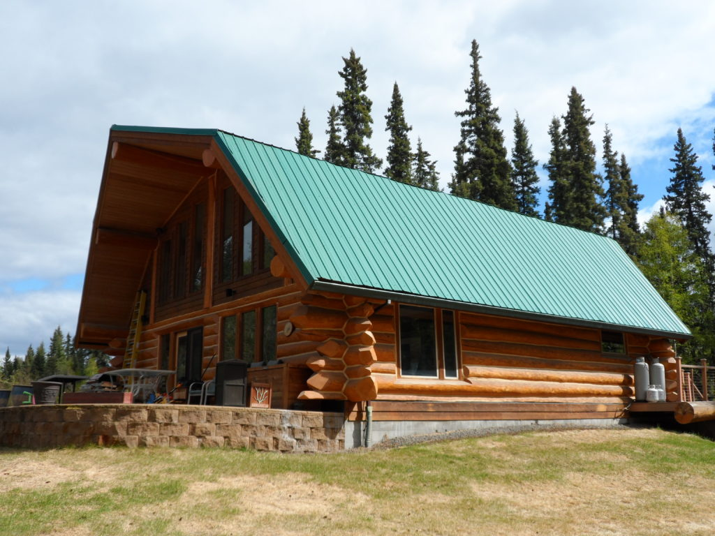 Interior Alaska Roofing offers residential and commercial roofing